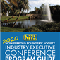 Industry Executive Conference Program - Full Page Ad