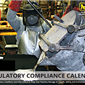 2021 Regulatory Compliance Calendar - Full Page Premium Ad