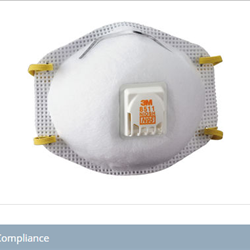N-95 Disposable Respirators (Case of 80)